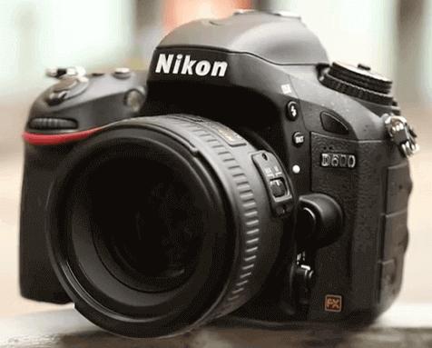 Modelo Nikon d600