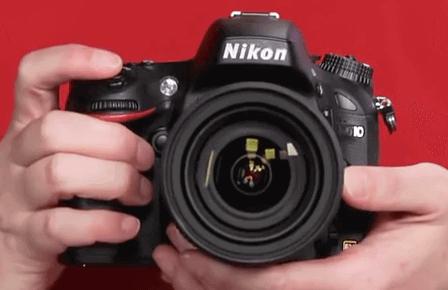 Modelo Nikon d610