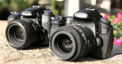 Nikon d7000 contra Canon