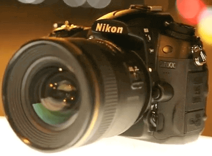 Modelos Nikon d7000