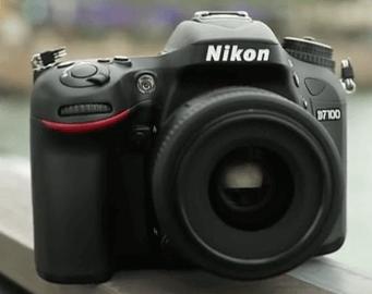 Modelo Nikon d7100