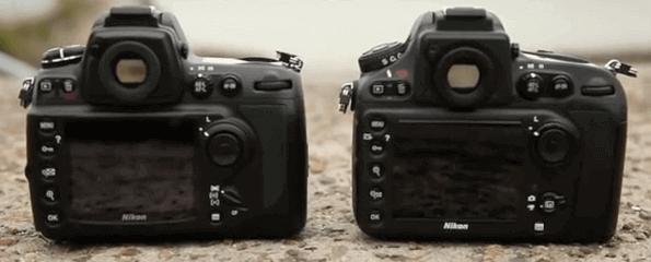 Modelo Nikon d800