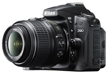 precio de tu Nikon d90