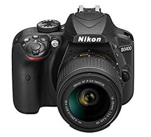 Serie Nikon d3400