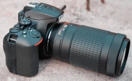Cámaras Nikon precio