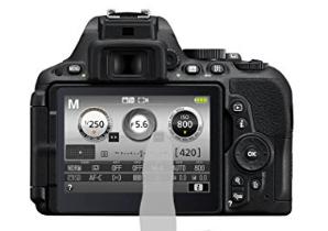 Nikon d5500 táctil