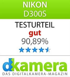test Nikon d300s