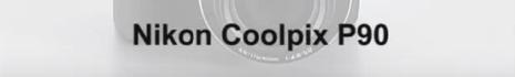 Nikon Coolpix P90 nombre