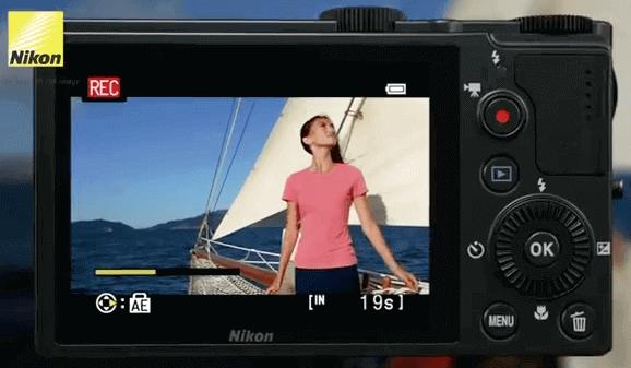 Nikon p330 cámara compactas