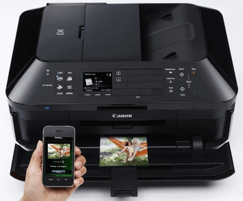 Canon mx925 compatibilidad dispositivos