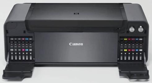 Canon Pixma Pro-1 depósitos de tinta