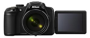 Nikon Coolpix p600 pantalla abatible