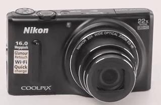 Nikon Coolpix s9600 oferta