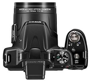 Cuerpo Nikon Coolpix p530