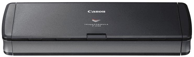escáner modelo Canon