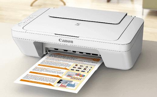 información Canon pixma mg2550