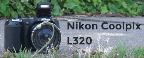 Nikon Coolpix l320 precio