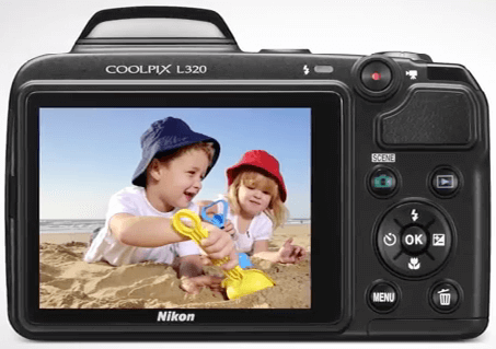 Nikon Coolpix l320 oferta