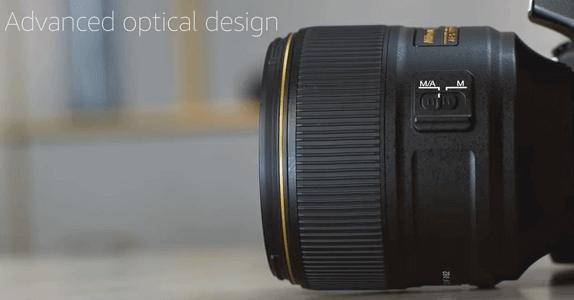 cámaras y objetivos nikkor de Nikon