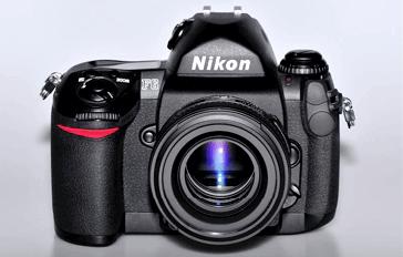 cámara Nikon f6