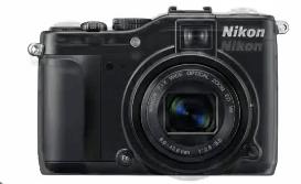 Nikon p7000 cuerpo cámara