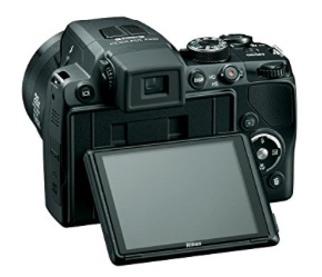 Nikon Coolpix p100 abatible