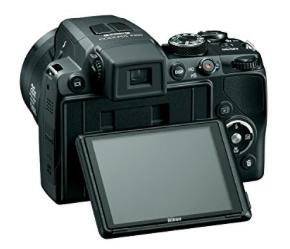 Nikon Coolpix p100 abatible