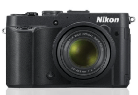 Nikon p7700 cámara
