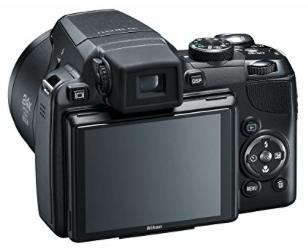 Nikon Coolpix P90 pantalla