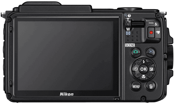 Pantalla Nikon Coolpix aw130