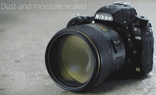 cámaras y objetivos precisión