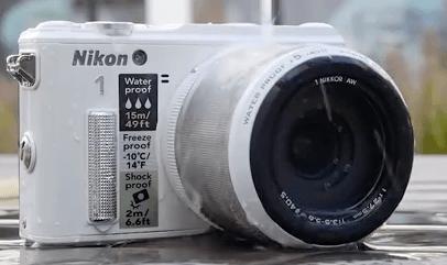 Nikon otras cámaras 1 aw1