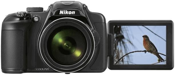 Nikon categoría Coolpix p600