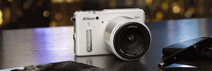 Nikon calidad 1 aw1