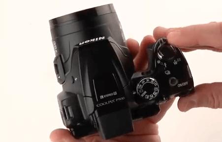 Nikon categoría Coolpix p500