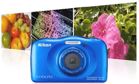 Nikon categoría Coolpix s33