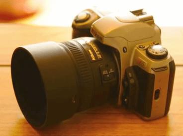 F65 cámara de calidad