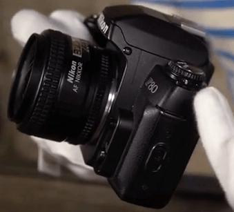 f80 carretes Nikon