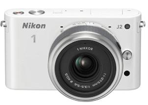 Nikon cámara 1 j2 de calidad