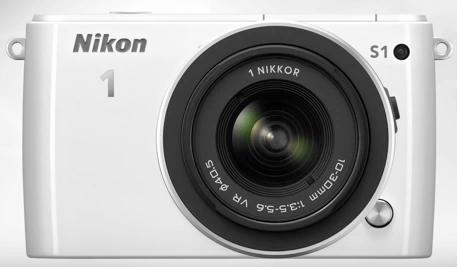 1 S1 Nikon cámara