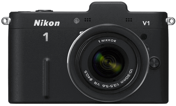 Cámara Nikon V1