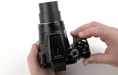 Nikon categoría coolpix p100