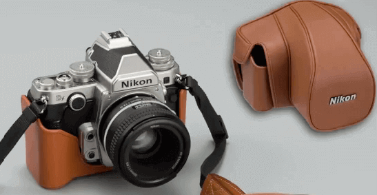 Nikon cámaras df diseño clásico