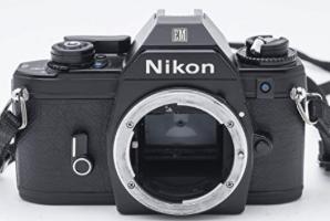 Nikon cuerpo de la cámara EM
