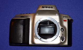 Nikon barata f50