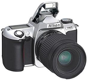 Cámara réflex Nikon F65