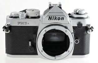 Nikon cuerpo FM2