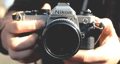 Nikon réflex FM2
