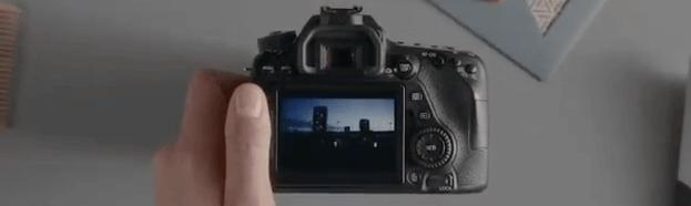 cámara Canon fundas