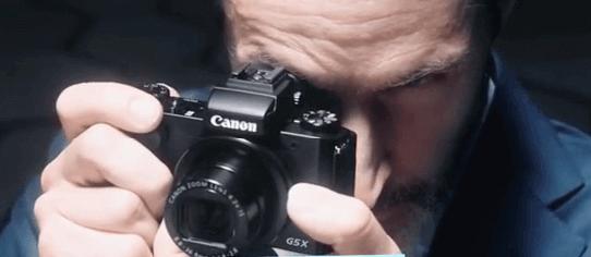 Cámaras Canon para fotógrafos